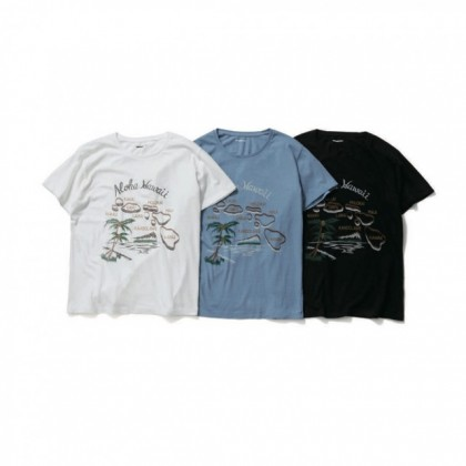 PIG&ROOSTER  - ALOHA MAP-T