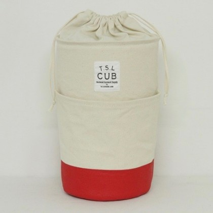 THE SUPERIOR LABOR / lantern bag (RED)