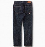 "PHIGVEL (フィグベル) - DENIM PANTS ""SLICK"" ONE WASH"