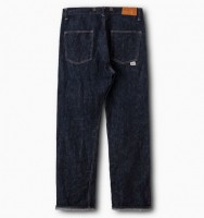"PHIGVEL (フィグベル) - DENIM PANTS ""GENUINE"" ONE WASH"