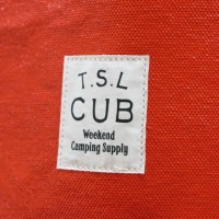 THE SUPERIOR LABOR / paint tote L (RED)