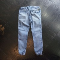 PIG&ROOSTER - HOLOHOLO DENIM PANTS (ICE BLUE)
