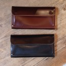 The superior labor - cordovan long wallet