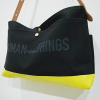 The superior labor × HUMANandTHINGS 別注BAG IN BAG 3