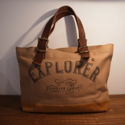 THE SUPERIOR LABOR -ENGINEER TOTE BAG S Limited