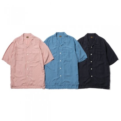 PIG&ROOSTER - DA ALOHA SOLID SHIRT