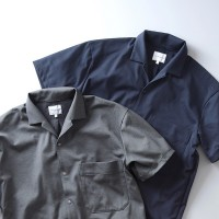 "CURLY - PROSPECT S/S SHIRTS ""GLEN CHECK"""