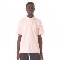 SANDINSTA /  Overdyed Easy Fit Polo Shirt