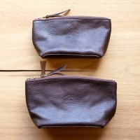 The superior labor / Leather pouch L