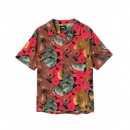 STUSSY - WATERCOLOR FLOWER SHIRT
