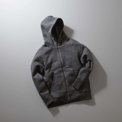 CURLY - RAFFY ZIP PARKA