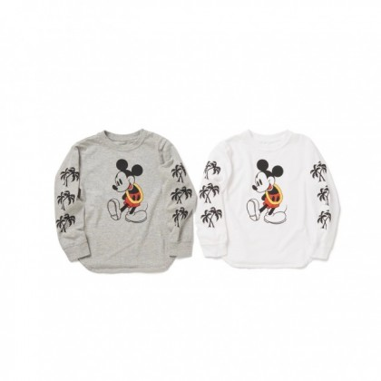PIG&ROOSTER - MICKEY LONG SLEEVE T KIDS