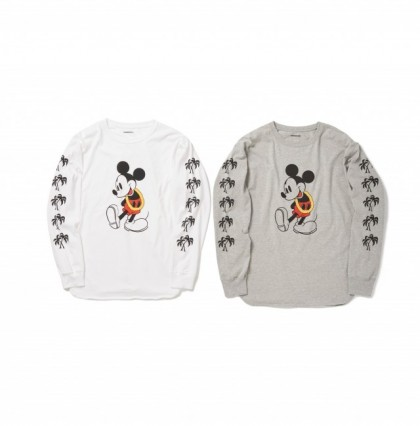 PIG&ROOSTER - MICKEY LONG SLEEVE T