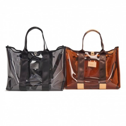 PIG&ROOSTER - TOURIST BEACH BAG BY MASTERPIECE