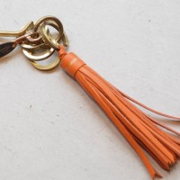 The superior labor - leather tassel
