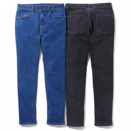 PIG&ROOSTER - HOLOHOLO DENIM 5P ZIP PANTS
