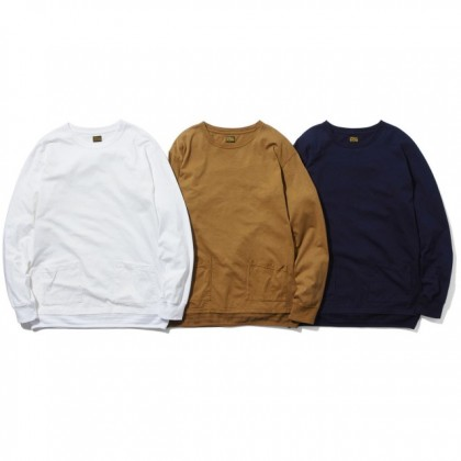 PIG&ROOSTER - DA LAYERED LONGSLEEVE-T
