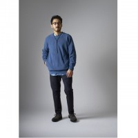 CURLY - ASSEMBLY CREW KNIT